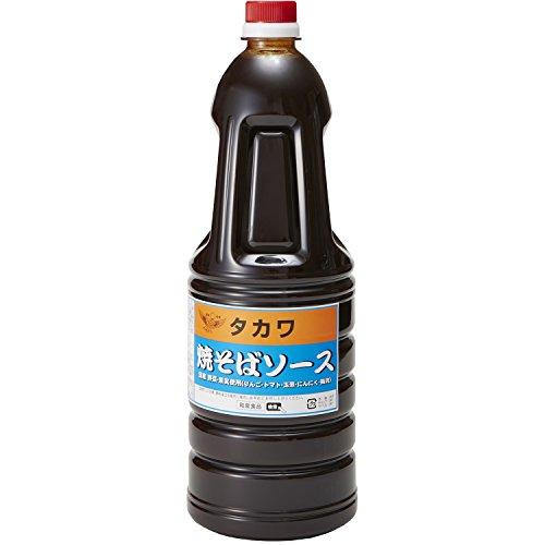 和泉食品 タカワ 焼きそばソース 1800ml