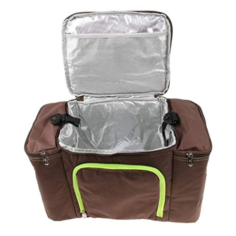 正気セレナ研究Perfeclan クーラーパック ランチボックス 携帯用 バッグ型保温箱 全3色