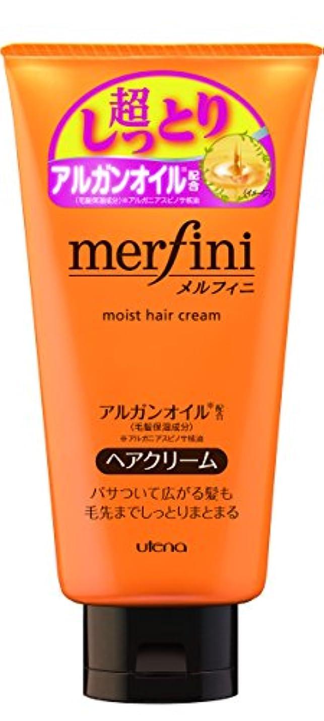 意識的爆弾カウントウテナ メルフィニ ヘアクリーム しっとり 心地よいフルーティフローラルの香り 150g
