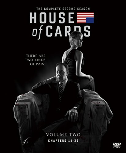 ソフトシェル ハウス・オブ・カード 野望の階段 SEASON2 [DVD]