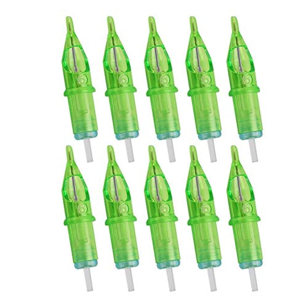軍ぐるぐる心配インテリア備品と機械のカートリッジのラウンドダイヤモンドスキルシリーズの使い捨てカートリッジ針プロの滅菌セット5RL