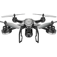 USHOT S30W 2.4GHz GPS FPV RCドローン クアッドコプター 720P HDカメラ WiFiヘッドレスモード ドローン ドローン 充電器 クアッドコプター ドローン バッテリー RCヘリコプターパーツ