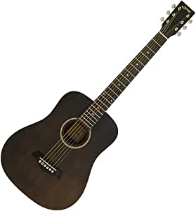 S.Yairi ヤイリ Compact Acoustic Series ミニアコースティックギター YM-02/BLK ブラック ソフトケース付属