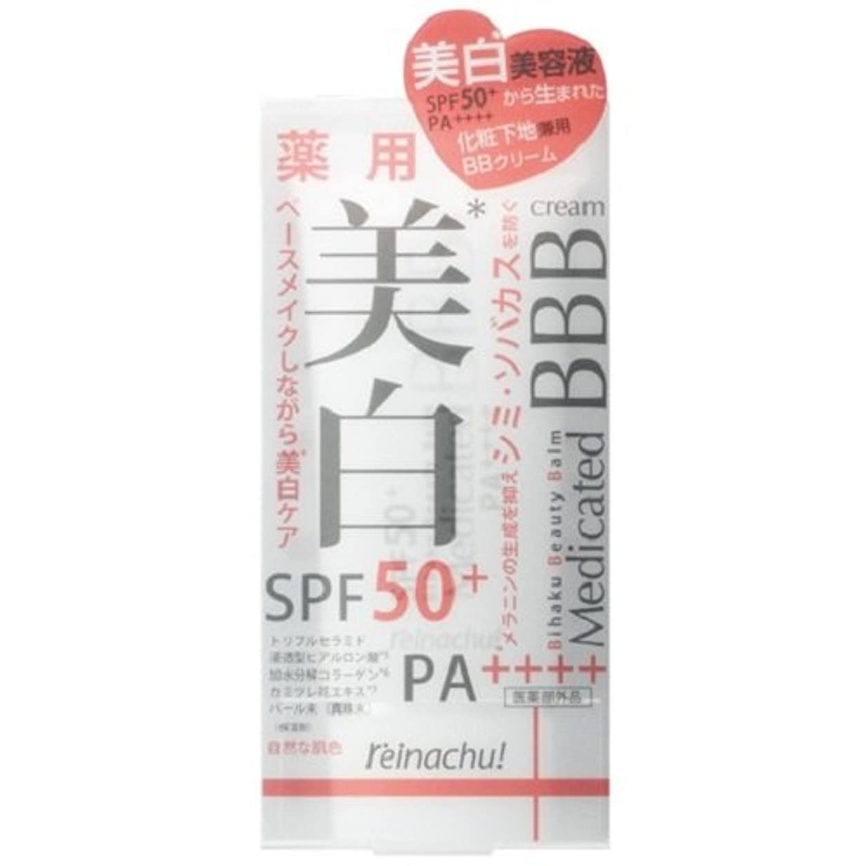 アレルギーピュー顧問レイナチュ 薬用BBクリーム 30g (医薬部外品)
