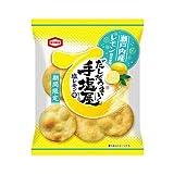 亀田製菓 手塩屋ミニ 塩レモン味 55g×10袋