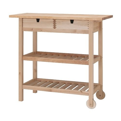 IKEA FORHOJA キッチンワゴン (701.770.24)