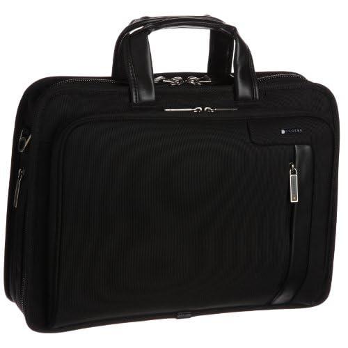 [エースジーン] ACEGENE EVL2.0 ビジネスバッグ(1気室・A4対応・PCポケット・エキスパンダブル・キャリーベルトあり) 28789 01 (ブラック)