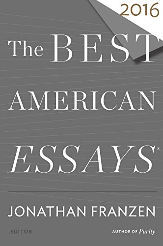 Amazon the best american essays 2016 the best american series