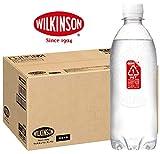 MS+B アサヒ飲料 ウィルキンソン 炭酸水 ラベルレスボトル 500ml ×24本 [Amazon限定ブランド]