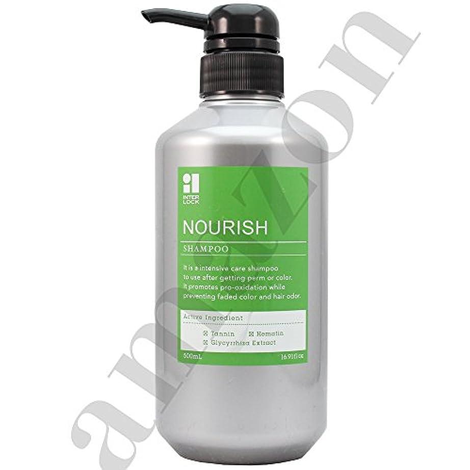 型のぞき穴物語香栄化学(Model Cosmetics) インターロック ナリッシュS 500ml