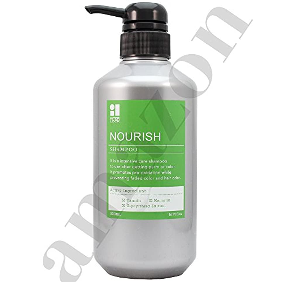 合金サイトラインバーガー香栄化学(Model Cosmetics) インターロック ナリッシュS 500ml