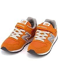 [ニューバランス] new balance 女の子 男の子 子供靴 通学靴 運動靴 ランニングシューズ スニーカー KV996 ゴム紐 ストラップ 通気性 クッション性