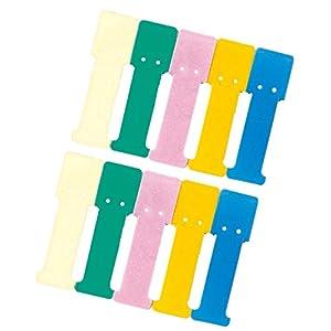カラーシグナル A4、2・4・30穴 10枚入 /0-5320-01