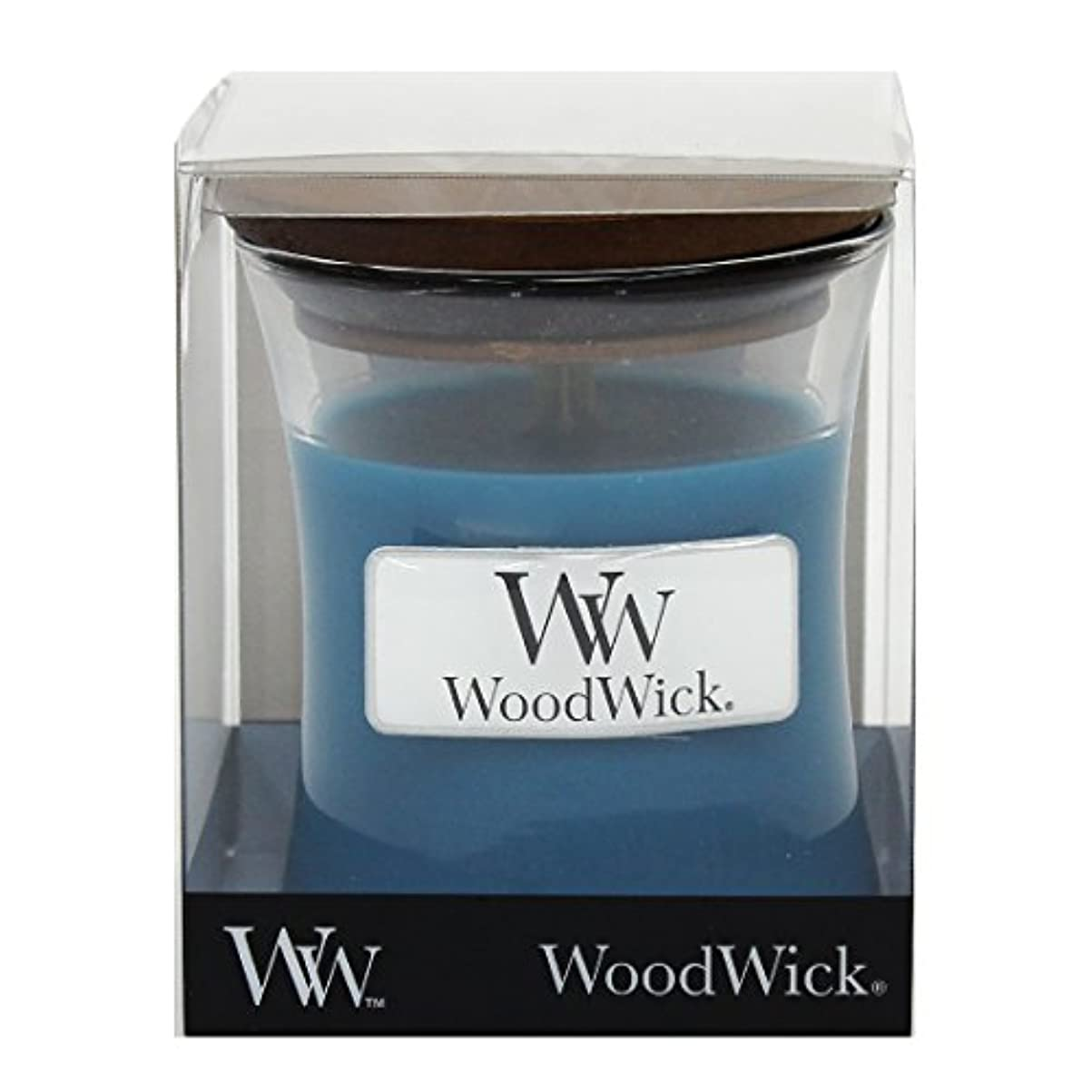 ホース奇妙な広まったWood Wick ウッドウィック ジャーキャンドルSサイズ  デュードロップ