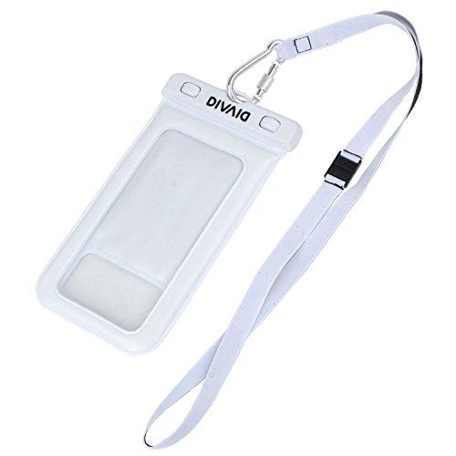 DIVAID 水に浮く iPhone 防水ケース スマホ iP...