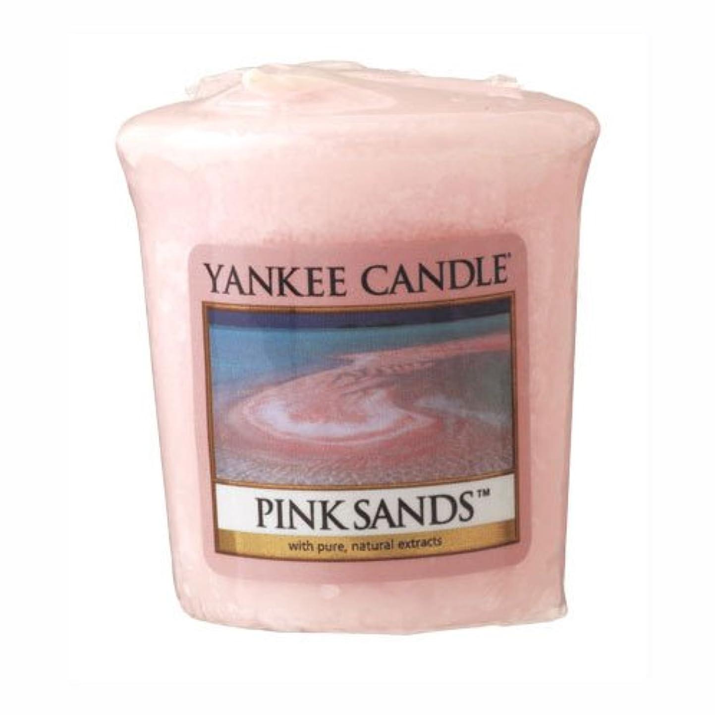 ヤンキーキャンドル 正規品 YCサンプラー ピンクサンド (YK00105147 4901435876443)