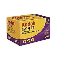 Kodak  カラーネガティブフィルム Gold200 24枚 (6033955)
