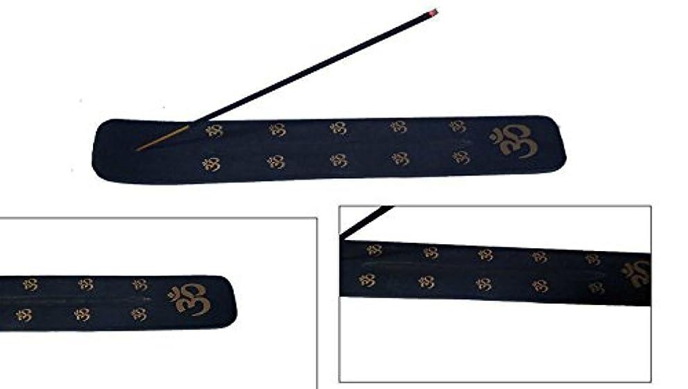 特別な日ギフトバレンタインデー、香炉 – Traditional Incenseホルダーカラーブラックサイズ10 x 2インチ