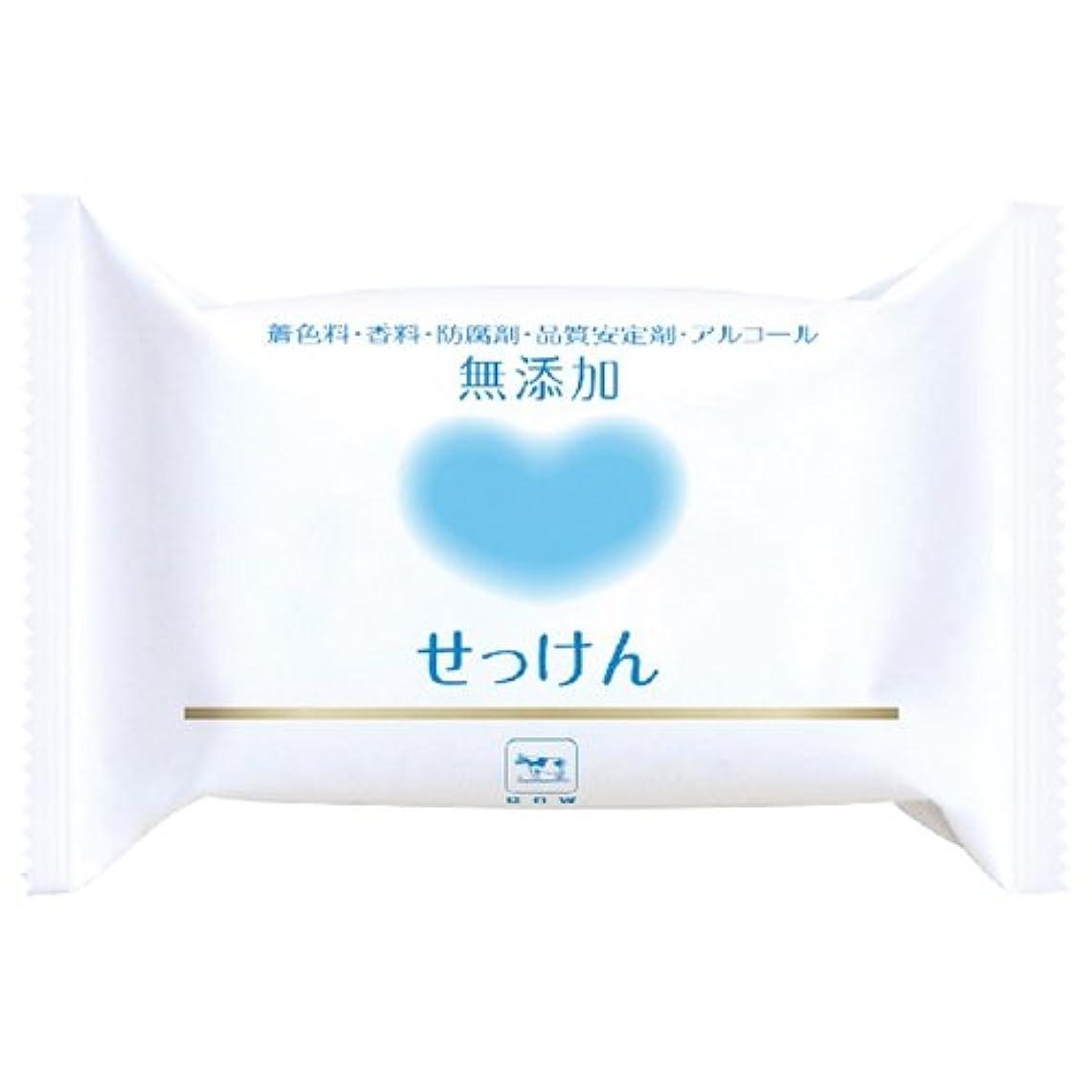 言語貫入永遠に牛乳石鹸共進社 カウブランド 無添加せっけん 100g (1個)×72点セット (4901525383011)