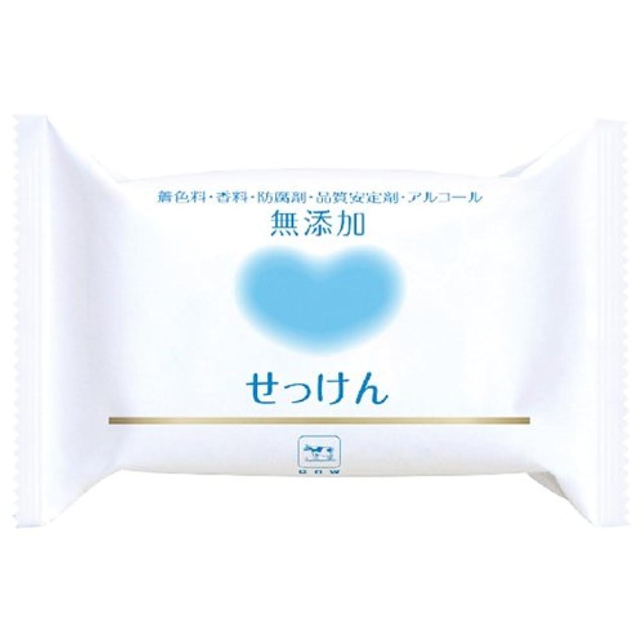 摂動牛免除牛乳石鹸共進社 カウブランド 無添加せっけん 100g (1個)×72点セット (4901525383011)