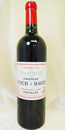 Chateau Lynch Bages シャトー・ランシュ・バージュ 2011