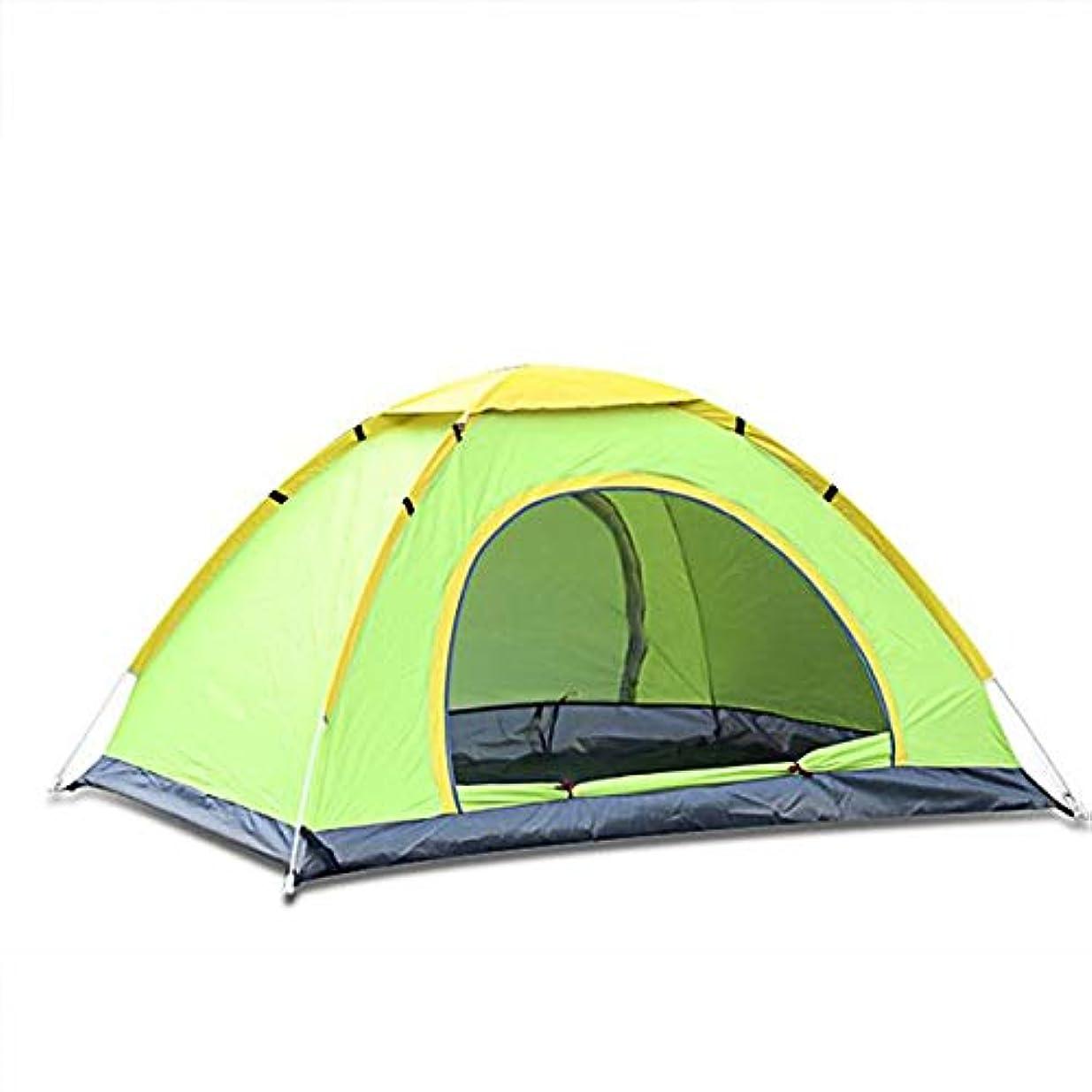 狼エトナ山プレート新しいダブル自動スピードオープンキャンプサンシェードアンチストームテント