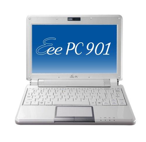 ASUS Eee PC 901 main 1G SSD 16G 8.9インチ WHITE パールホワイト EEEPC901-WHI051X