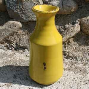 RoomClip商品情報 - Dulton Vase SGJ67 Yellow ダルトン フラワーベース イエロー