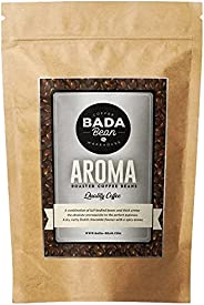 Bada Bean Coffee, Aroma, Roasted Beans. Fresh Roasted Daily. Award Winning Speciality Coffee Beans. 1000g (Who