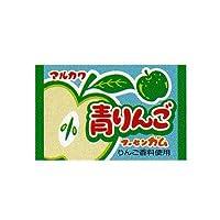 マルカワ青りんごガム 55個+5個(当たり)