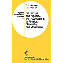 Lie Groups and Algebras with Applications to Physics, Geometry, and Mechanics