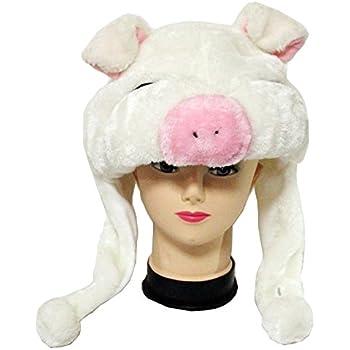 amaletPlay 着ぐるみ 帽子 動物 シリーズ 豚