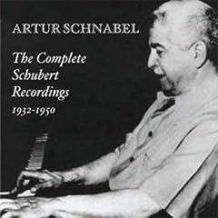 Arthur Schnabel: The Complete Schubert Recordings 1932-1950の商品写真
