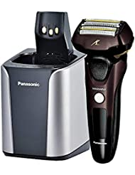 パナソニック 電気シェーバー (茶)Panasonic ラムダッシュ 【5枚刃】 ES-LV7B の限定モデル ES-CLV7B-T