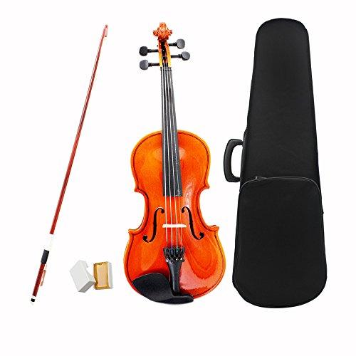 ammoon バイオリン 1/4 ヴァイ...