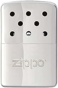 ZIPPO(ジッポー) ハンドウォーマー 6時間持続 40321 クローム シルバー 6時間 [並行輸入品]