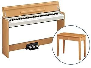 【純正固定イス BC-108LC セット】 YAMAHA / ヤマハ 電子ピアノ ARIUS (アリウス) YDP-S31C