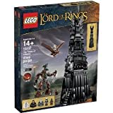 LEGO (レゴ) Lord of the Rings (ロードオブザリング) 10237 Tower of Orthanc Building Set ブロック おもちゃ (並行輸入)