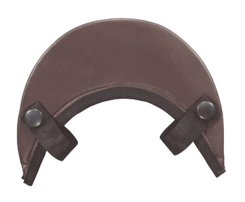 谷住人準備するrin project(リンプロジェクト) Casque [カスク用バイザー] 牛革 ブラウン