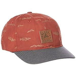 [コロンビア]Lost Lager Hat CU9527 Rusty, Mountain Patch US F (FREE サイズ) [並行輸入品]