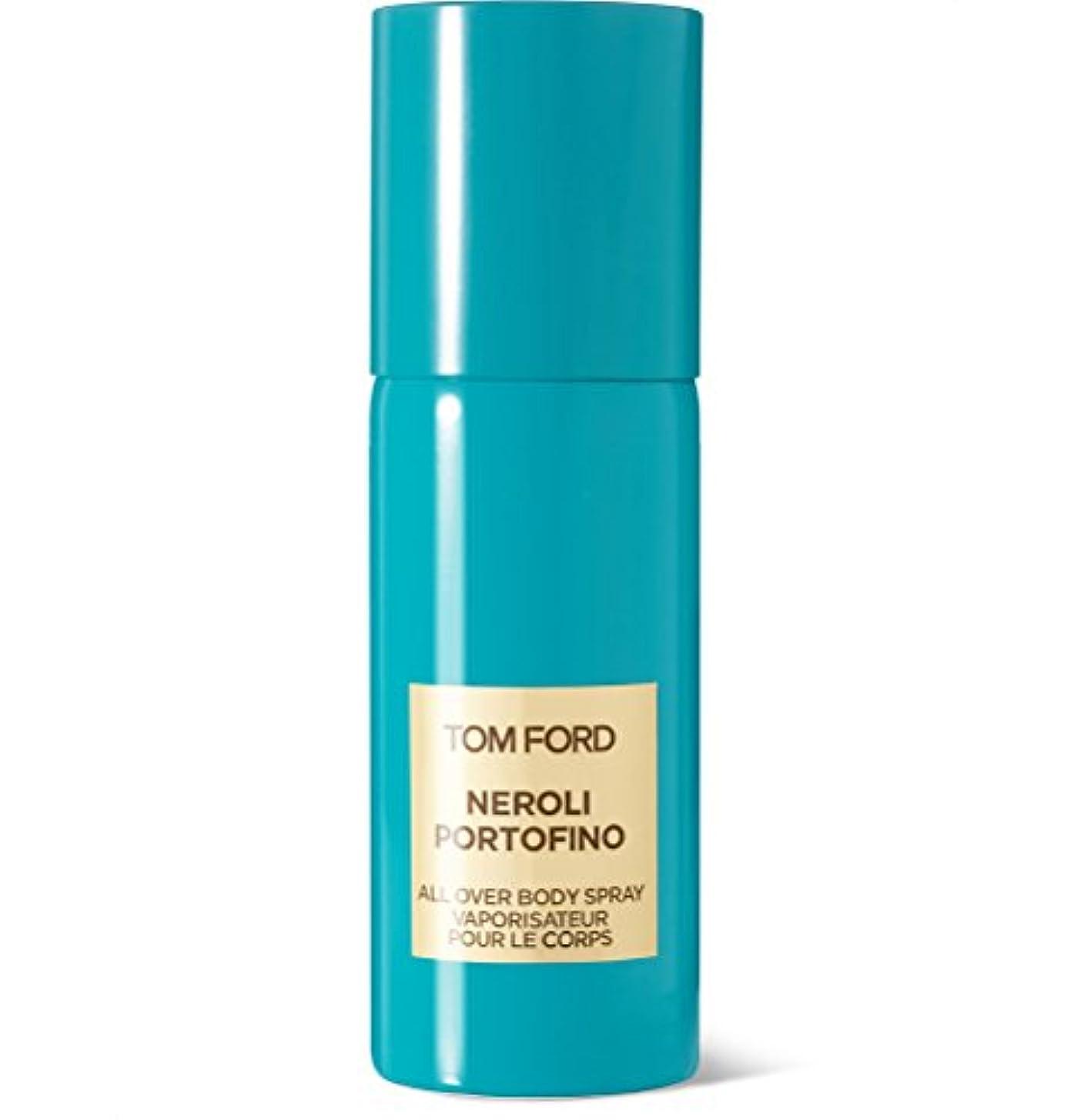 安心させるダッシュ観光Tom Ford Private Blend 'Neroli Portofino' (トムフォード プライベートブレンド ネロリポートフィーノ) 5.0 oz (150ml) Body Spray