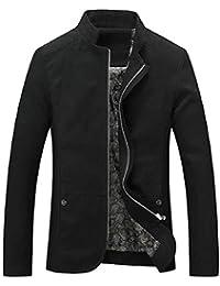 Sodossny-JP メンズシングルブレスデッドコットンジャケットジャケットトレンチコート屋外ジャケット
