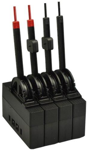 信号機テコセット(コントロールボックス付き・4個入り)