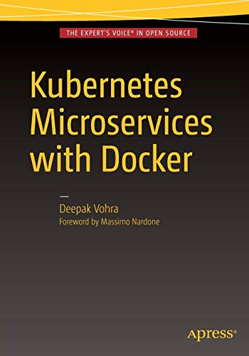Download Kubernetes Microservices with Docker 1484219066