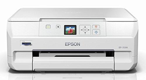 EPSON エプソン プリンター インクジェット複合機 カラリオ EP-709A 6色高画質