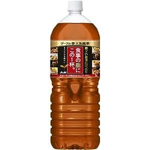 アサヒ 食事の脂にこの1杯。 2L PET×6本