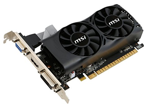 MSI N750Ti-2GD5TLP NVIDIA Geforce GTX750TI搭載 ロープロファイル対応 グラフィックスボード VD5737 N750TI-2GD5TLP