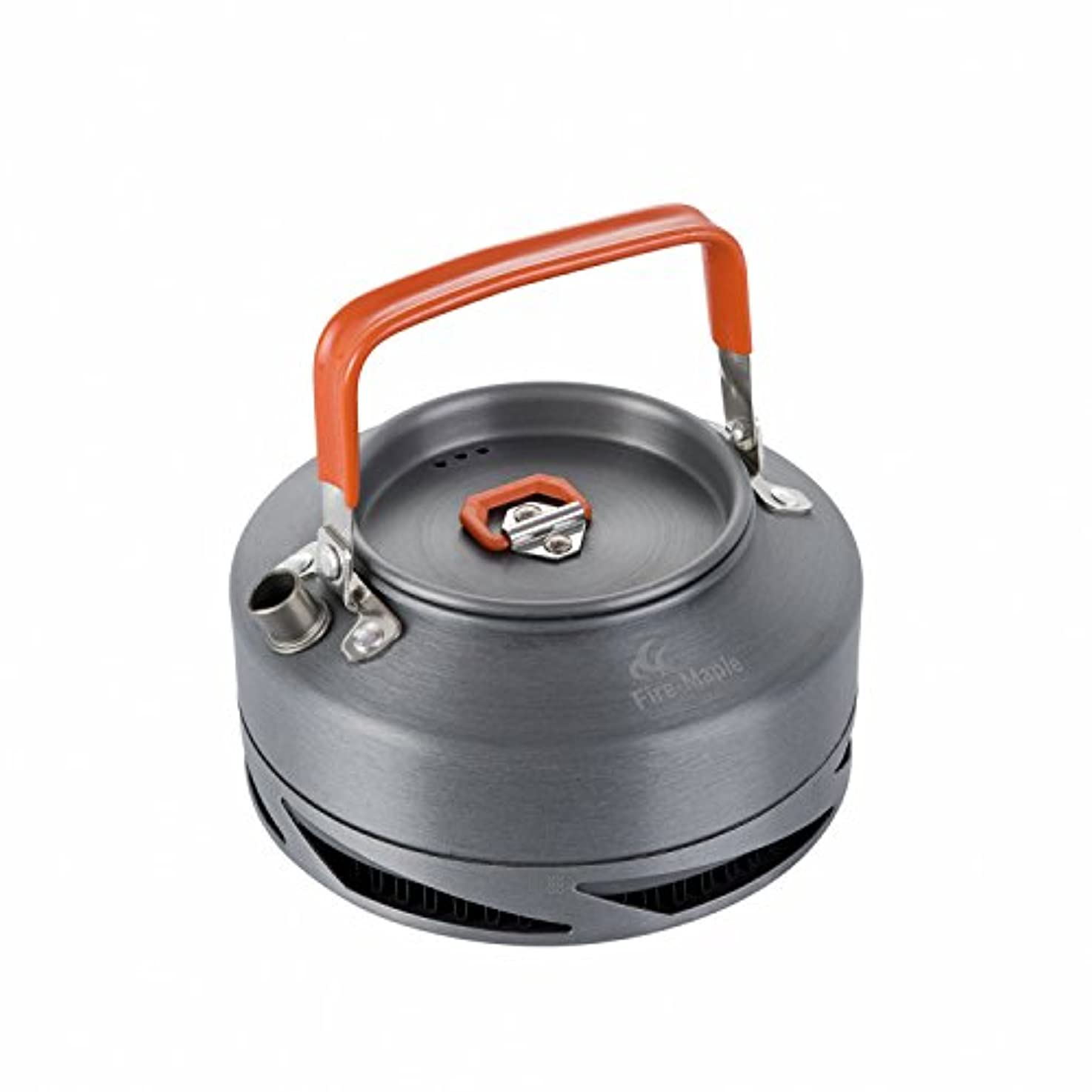 応援する投獄潮Fire-Maple FMC-XT1 アウトドア キャンプ ポータブル ピクニック アルミニウム 調理器具 ケトル ホットティー/コーヒーメーカー 0.8L