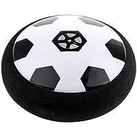 MagiDeal Kids子Hover Football SoccerスポーツAir電源インドアアウトドアディスクボールゲームwith LED lightsおもちゃFun