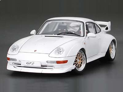 1/24 スポーツカー No.247 1/24 ポルシェ GT2 ロードバージョン クラブスポーツ 24247